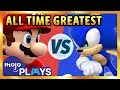 Nintendo VS Sega - The Greatest Gaming Rivalry Ever