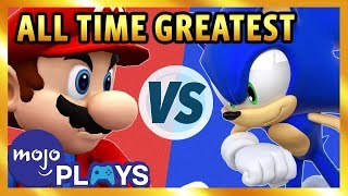 Nintendo VS Sega - The Greatest Gaming Rivalry Ever