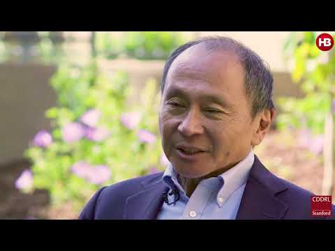 Brilliant Minds Of Stanford & Silicon Valley Featuring Francis Fukuyama