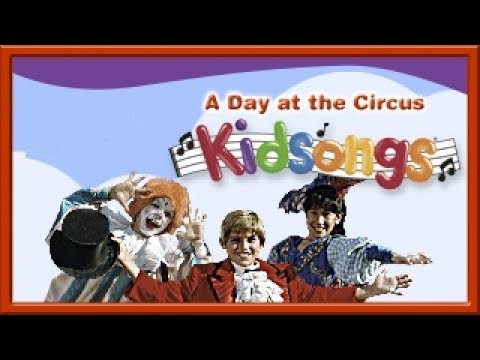 A Day at the Circus part 1 by Kidsongs   Top Kid Songs   PBS Kids   Real Kids   Elephants