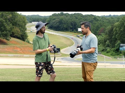 DPReview TV: Canon EOS 90D and M6 Mark II first impressions in Atlanta
