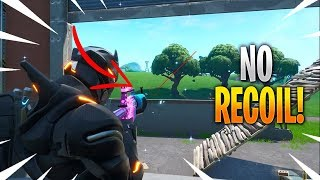 Fortnite PS4, XBOX & PC | New *Super Easy* No Recoil Or Bloom Glitch Working *After Patch*