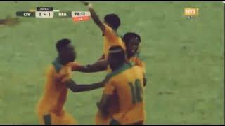Amad Diallo 96th Minute Goal For Ivory Coast Vs Burkina Faso
