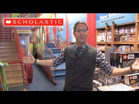 Cubes: VIP Tour of Scholastic