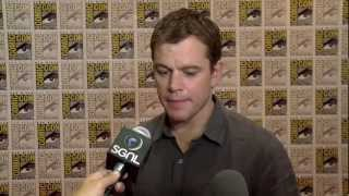 Comic Con 2012: Getting Geeky with the Stars