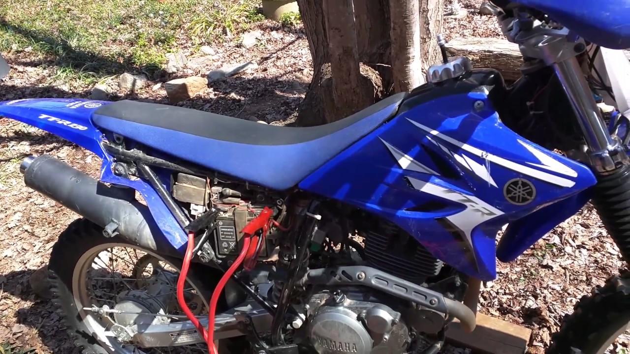 Yamaha Rev Battery