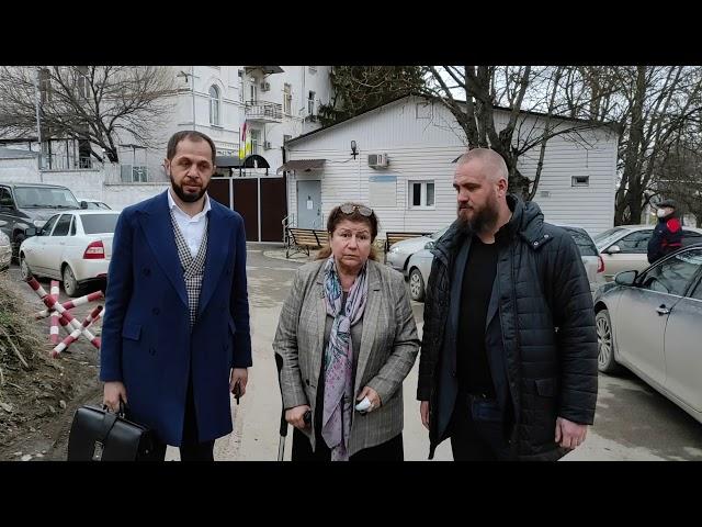 Каринна Москаленко: «Решение вернуть Зарифу в СИЗО – варварский акт и бесчеловечность»
