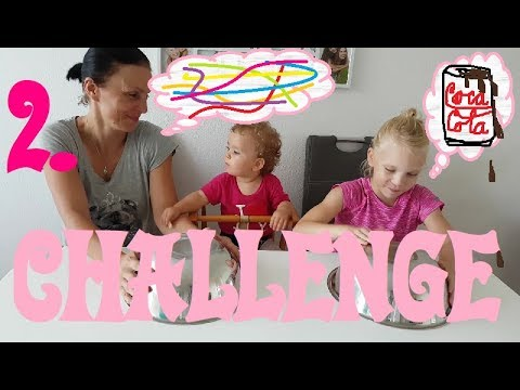 Challenge 😱 jidlo proti sladkostem | 2. DÍL | Challenges | Máma v Německu