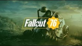 Fallout 76 (Ps4) Pls Stand By For A Late Reclamation Day | Live Stream # 1