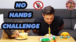 Nutella food challenge