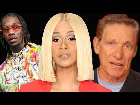 Cardi B cheated on AGAIN By Offset And Maury Offers His Help