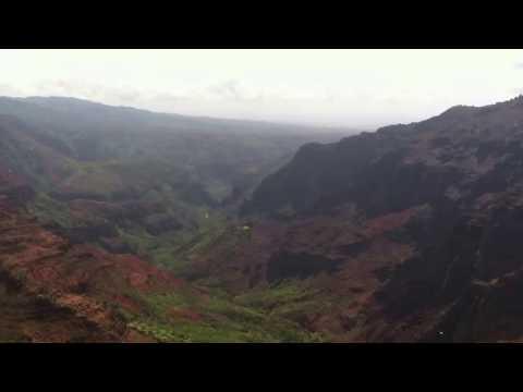 Waimea Canyon Kauai, HI