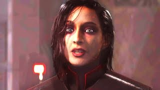 "Inquisitor ""Second Sister"" Identity Revealed. Star Wars Jedi: Fallen Order."