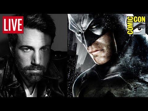 BEN AFFLECK DANDO ADEUS AO BATMAN?