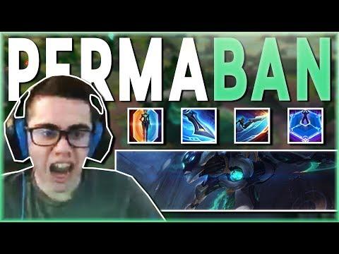 TFBlade | PERMABAN This BOT LANE!!!
