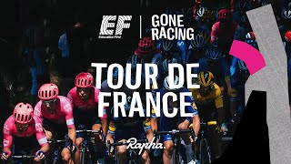 Cycling is a cruel sport, and le tour certainly the meanest of its mistresses. as ef education first's race affected by tejay van garderen's crash ...
