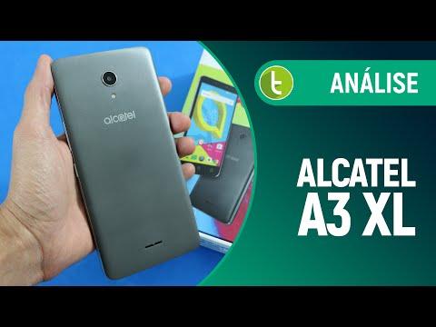 Análise Alcatel A3 XL Max | Review do TudoCelular