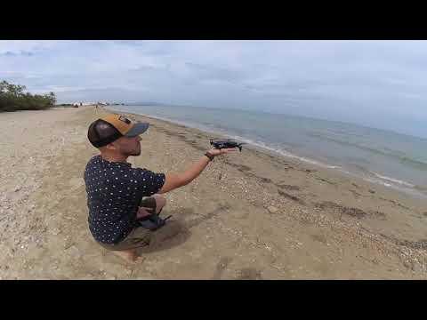 Mavic Air Pesca con Dron