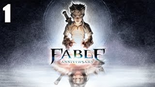 Fable Anniversary Walkthrough - Part 1 HD No Commentary