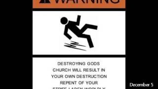 Warning to the Church