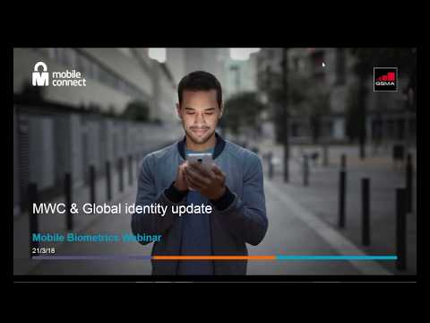 New Frontiers in Mobile Biometrics