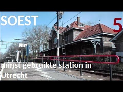 SOEST | minst gebruikte station van Utrecht | JULIEN |