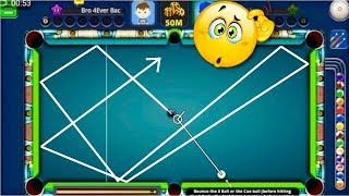 8 Ball Pool Trick Shots game | tricks by Taqueer Malik