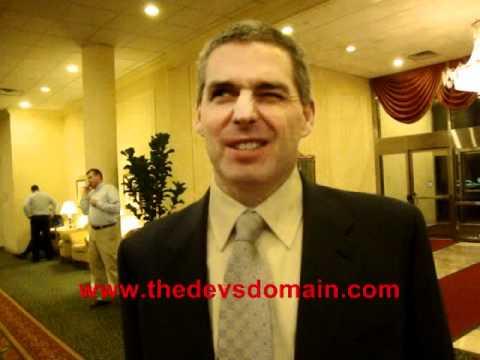 Jim Dowd Interview 1995 Stanley Cup Champion NJ Devils