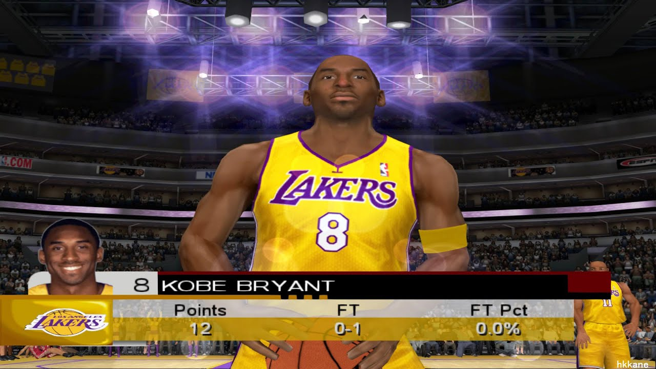 ESPN NBA Basketball Gameplay