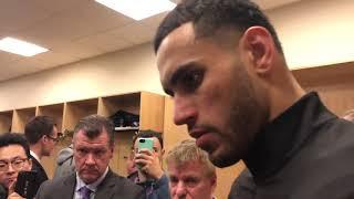 Thunder vs Knicks: Abdel Nader