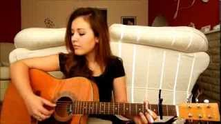 Under The Bridge - Red Hot Chili Peppers (acoustic cover) - Daisy Howard