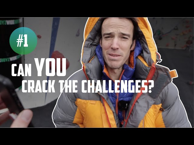 The worlds first crack climbing competition | Crack Fest