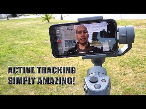 DJI OSMO Mobile 2 So Much Better Than The Zhiyun Smooth 4? Stabilization Video Test! (iPhone X) [4K]