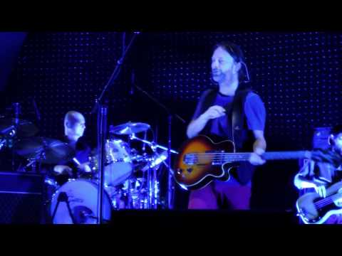 Radiohead - The Amazing Sounds Of Orgy (Live @ AAC | Dallas, TX | 05.03.2012)