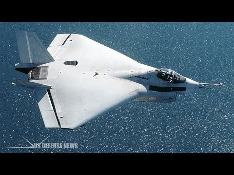 This is the Strange Looking Plane That Almost Replaced the F-35 Stealth Fighter