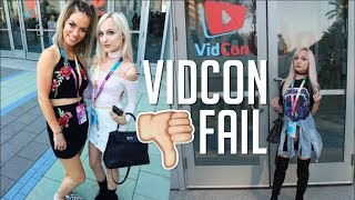 WHY I DIDN'T GO TO VIDCON THIS YEAR   SPILLING TEA