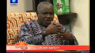 Abuja Airport is one of the most breached in this country- Capt. Ikponmwosa