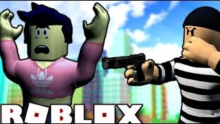 KIRABOLTUK A SZOMSZÉDOT EST! Simulateur de vie Roblox Thief