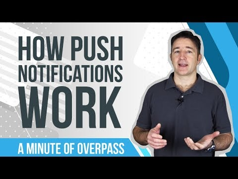 How Push Notifications Work On Mobile Apps