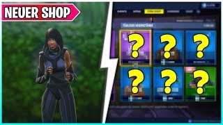 😓 SCHLECHTER SHOP! FATE Skin at fortnite shop from 17.01 🛒 Fortnite Battle Royale & Save the world