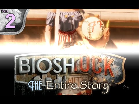 The Story of BioShock: Part 2: Columbia's Independence Day