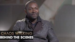 Chaos Walking (2021 Movie) Official Behind The Scenes – David Oyelowo