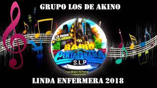RADIO PENTAGRAMA PRESENTA : LINDA ENFERMERA 2018 - GRUPO LOS DE AKI...