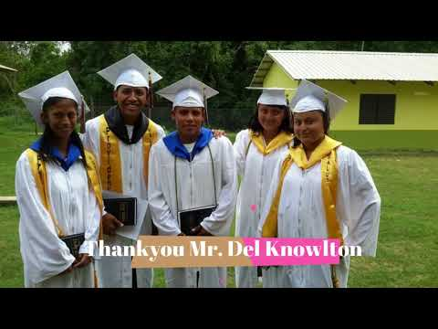 Tribute to Mr  Del Knowlton from the staff of Providence SDA High School and its Science Department.