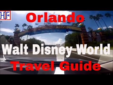 Orlando | Walt Disney World area | Travel Guide | Episode# 10