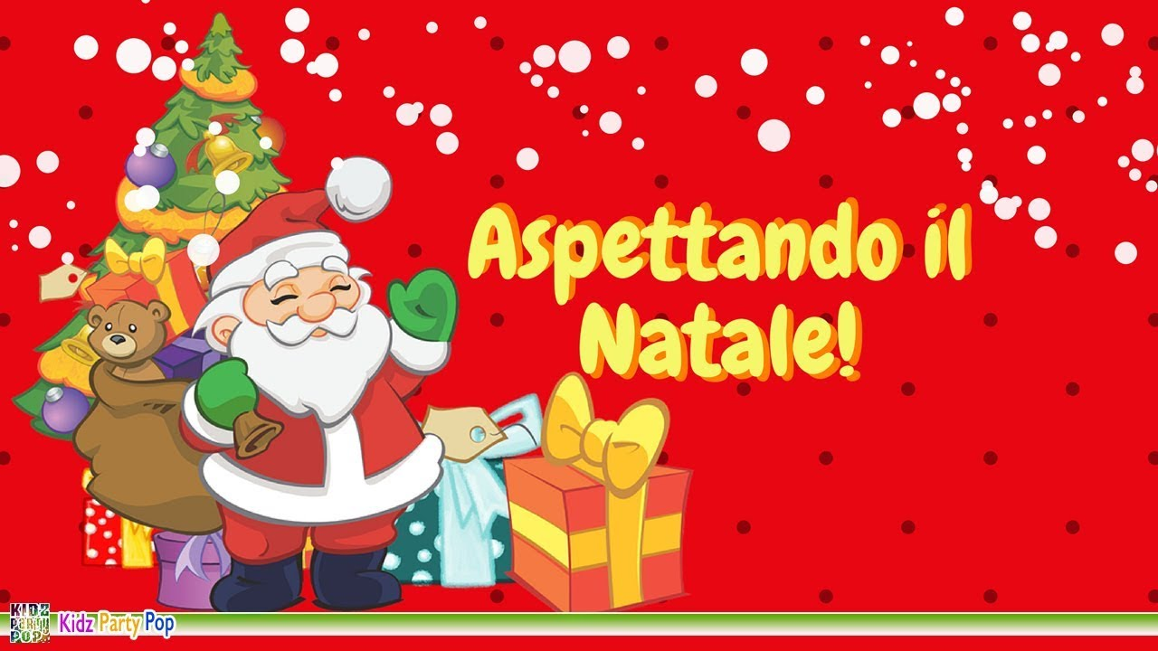 Immagini Di Bambini Per Natale.Aspettando Il Natale Canzoni Di Natale E Per Bambini