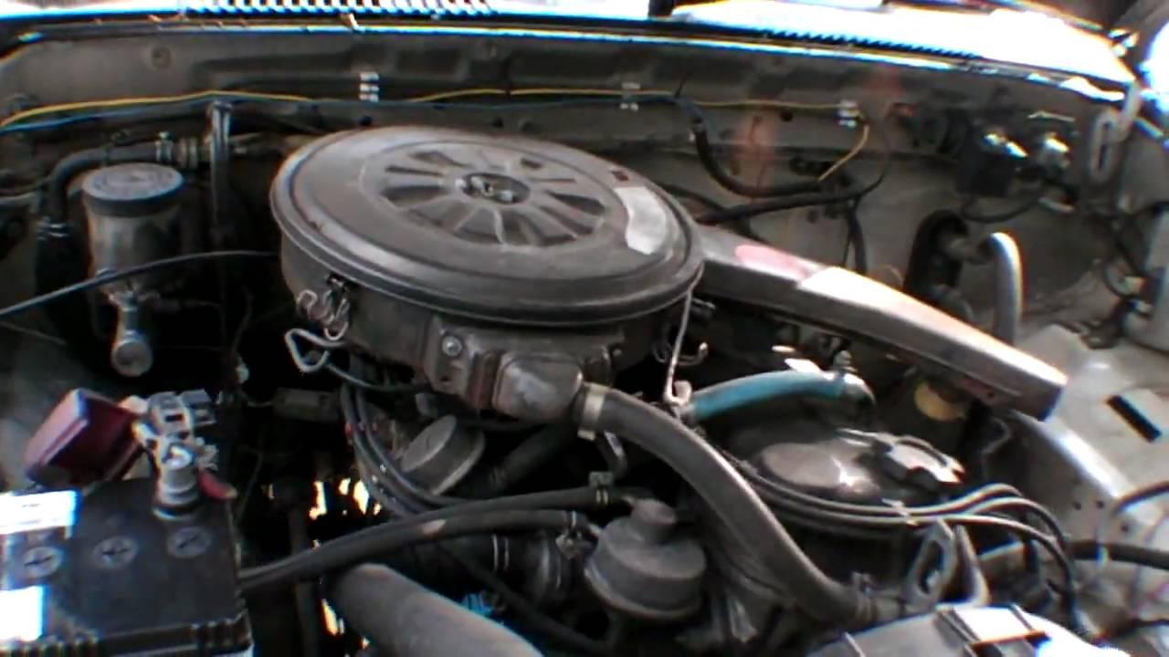 1989 nissan datsun truck d21 wcab