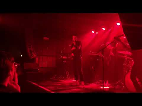 "Duncan Laurence - ""Love Don't Hate It"" Live @ The Garage, London"