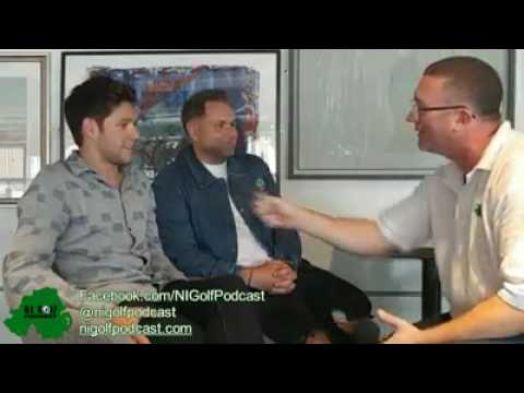VIDEO INTERVIEW...Niall Horan talks about Modest Golf & the #NIOpen [7th August,2017]