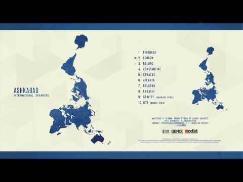 Ashkabad – International Skankers [FULL ALBUM - ODGP137]